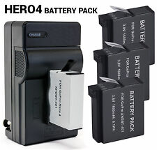 Unbranded/Generic Camera Batteries for GoPro