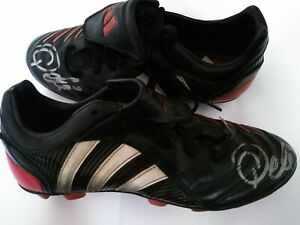 Pelé Authentic Signed Football Boots