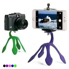 New Universal Flexible Gekko Tripod Stand Mount Phone Action Camera, Bike Holder