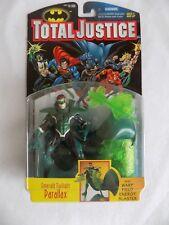 Emerald Twilight Parallax 1997 Batman Total Justice Sealed on Card