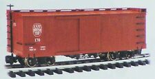 Bachmann G Scale 1:22.5 Boxcar - East Broad Top