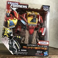 Transformers Generations AUTOBOT BLASTER Voyager 30th Hasbro Sealed