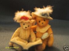 Cherished Teddies Tess & Friend Things do not change, we do. Friends Edition