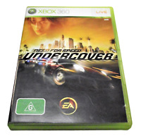 Need for Speed: Undercover XBOX 360 PAL XBOX360