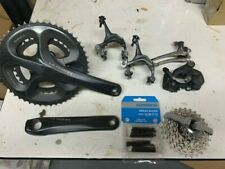 Shimano Ultegra R6700 10 Speed Groupset Crank/Derailleur/Brakes