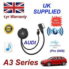 For AUDI A3 Bluetooth USB Music Streaming Module MP3 iPhone HTC Nokia LG Sony 08