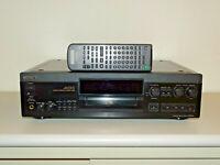 Sony MDS-JA20ES High-End MiniDisc Recorder Schwarz inkl. FB, 2 Jahre Garantie