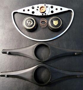 Jaguar MK 2/ Daimler V8 250 /S Type /420 /MK X Horn Push Ring +extras