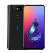ASUS ZenFone 6 (Unlocked) 128GB DUAL SIM 6.4in 6GB RAM 48MP AI ZS630KL Black