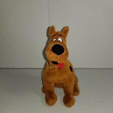 "Scooby-Doo TY Beanie Babies Plush Dog 7.5"" Tall 2009"
