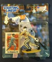 Kenner Starting Lineup Baseball Cal Ripken Jr 2000 Baltimore Orioles Sealed