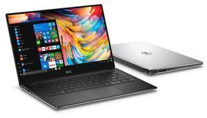 MINT DELL XPS 13 - 9350-1340SLV - 128GB SSD - Core i5 - Non-touch Matte Screen