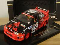 IXO MITSUBISHI LANCER EVO V WRC RALLY NZ NUTAHARA 1999 CAR MODEL RAM523 1:43