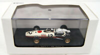 Ebbro 44262 Honda RA273 1966 Mexico GP No.12 ( White ) 1/43 scale