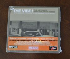The Vibe! The Ultimate Rare Grooves Series Vol 4: Afro-Cuban Rhythms, Latin Jazz