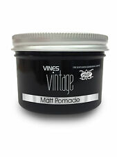Vines Vintage - Matt Hair Pomade 125ml Mens Grooming