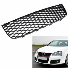 Front Bumper Lower Center Grill Honeycomb Grille for VW Jetta GTI Golf 5 04-09
