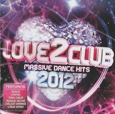 Various - Love 2 Club 2012  - 2 CDs -