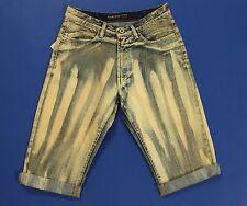 Energie new morrison shorts jeans w29 tg 42 nuovo corto luxury mare uomo T2066