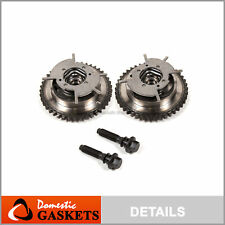 Fits 04-14 Ford Lincoln 5.4L 4.6L 3-Valve SOHC Timing Gear Cam Phaser Sprockets