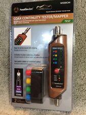 Southwire Coax Continuity Tester/Mapper M500CX4