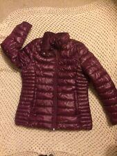 Size M Purple Winter Jacket Coat