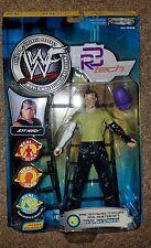 WWE R3 TECH JEFF HARDY REAL SCAN JAKKS WWF TNA BOYZ Matt Hardyz Hat series 2