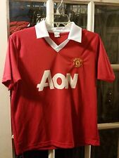 Manchester United Wayne Rooney Jersey #10 Sz 176 Kids (16) England FIFA Everton