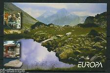 Europa CEPT 2004 Bulgarije boekje 2 (4649-4650)