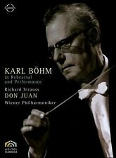 USED (VG) Karl Bhm in Rehearsal and Performance [DVD Video] (2008)