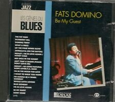 CD BEST OF 18 TITRES--FATS DOMINO--BE MY GUEST