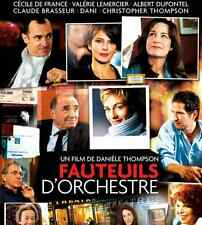Bande annonce cinéma 35mm 2005 FAUTEUIL D'ORCHESTRE De France Dumontel Lemercier