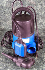 1/2 HP 120 Volt ELECTRIC SUBMERSIBLE SUMP WATER PUMP new 1980 GPH