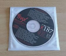 HIT TRAX (R.KELLY, SCORPIONS, BRYAN ADAMS) - CD PROMO COMPILATION