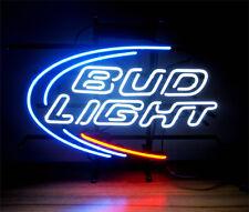 BUD LIGHT Handcraft Neon Sing Club Pub Beer Bistro Light Patio Vintage Shop