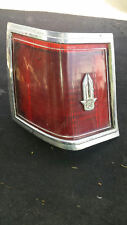 1976  1977 1978 1979 Cadillac Seville Rear Tail Light Assembly LH.  Used