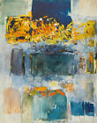 Joan Mitchell The Line Of Break Canvas Print 16 x 20      #3591