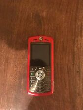 The Original Red Product (Red) iPhone (iTunes phone) Motorola SLVR L7