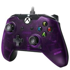 PDP Wired Controller für Microsoft Xbox One und Windows 10 PC Violett Neu Ovp