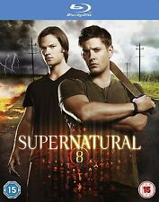 SUPERNATURAL - SEASON 8 - BLU-RAY - REGION B UK