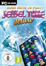 Jewel Time Deluxe  - PC DVD - New & Sealed