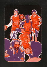 Clemson Tigers--1978-79 Basketball Pocket Schedule--Piedmont Paper