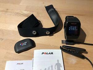 Polar V800 Black Edition GPS Sportuhr mit Herzfrequenzsensor H7