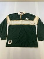 LANSDOWNE HERITAGE COLLECTION SIZE 11/12 IRELAND LONG SLEEVE RUGBY SHIRT NWT