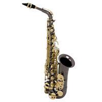 """Selmer Model SAS280R """"La Voix"""" Alto Saxophone in Black Lacquer BRAND NEW"""
