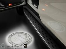 Original Mercedes-Benz LED Projektor Set AMG Wappen Vordertüren A2138206003