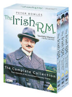 The Irish RM: Complete Series 1-3 DVD (2016) Peter Bowles cert PG 6 discs