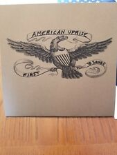 American Uprise TEST PRESS! one of 15 7 inch record 25 ta life hardcore isd oi