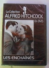 DVD LES ENCHAINES - Cary GRANT / Ingrid BERGMAN - A. HITCHCOCK - NEUF