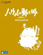 Howl's Moving Castle [Blu-ray] Hayao Miyazaki (Director) Shipping from Japan